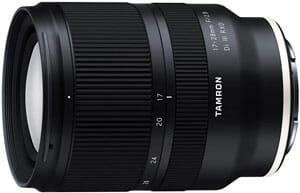 Tamron 17-28 mm F/2.8 Sony Alpha 7 Objektiv