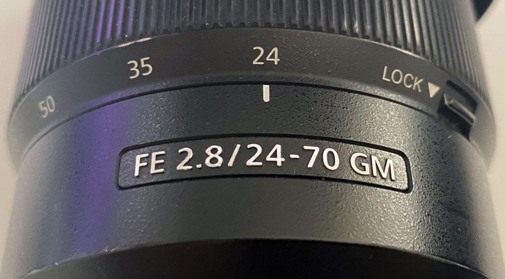 Sony Alpha 7 Objektive FE Bezeichnung