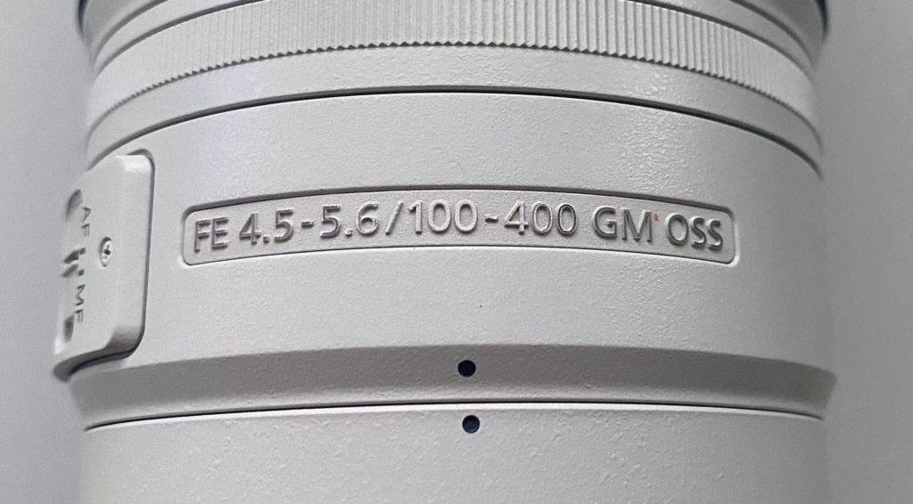 Sony Alpha Objektive mit OSS