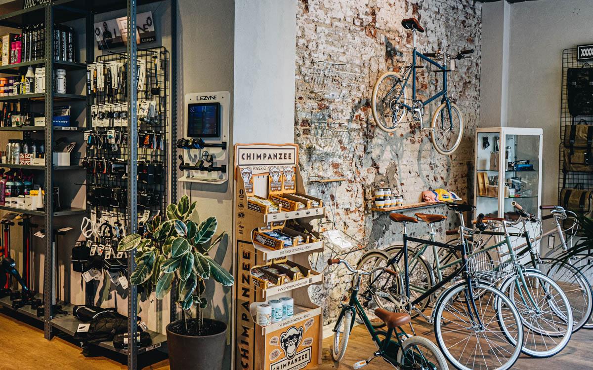 Alleycat Bikes & Coffee in Maastricht