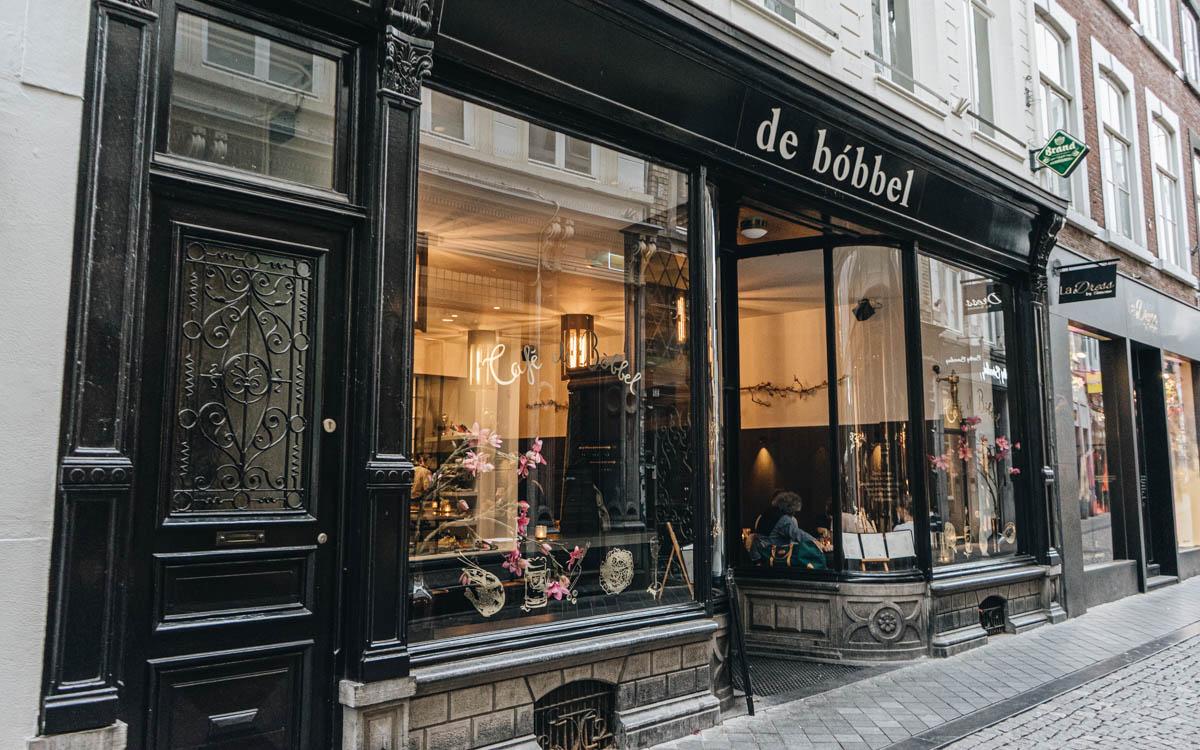 Restaurtant Café De Bóbble in Maastricht