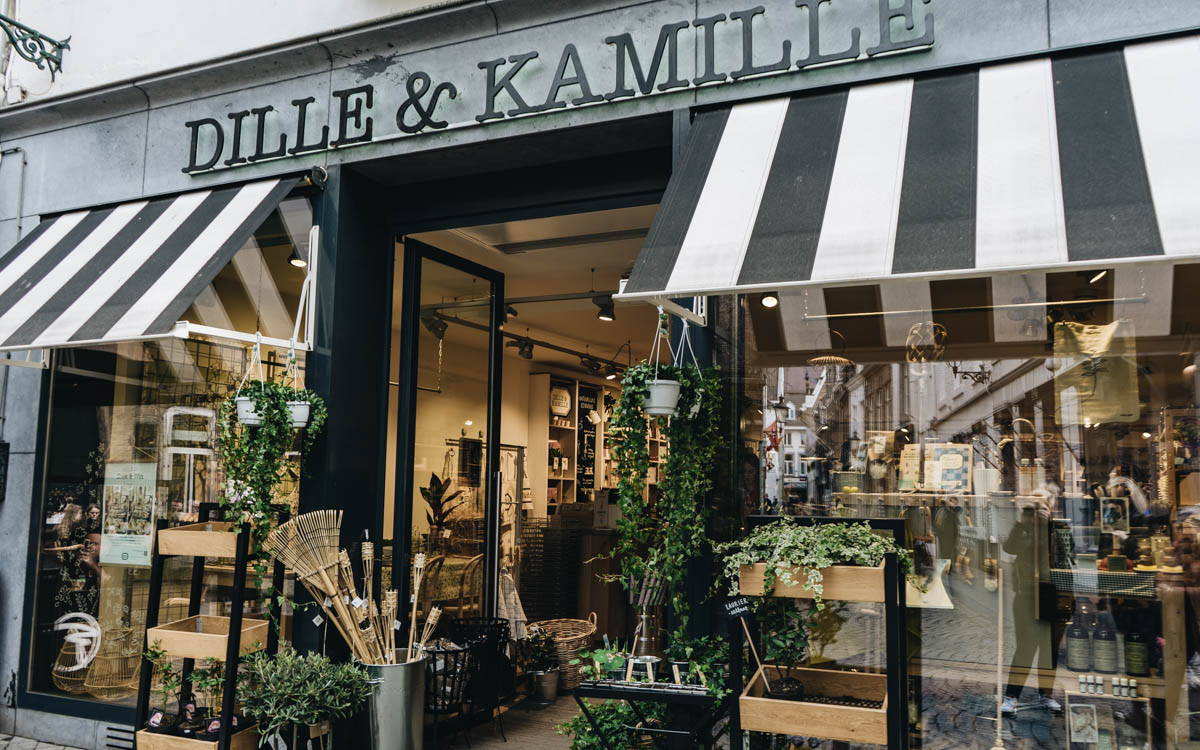 Dille & Kamille in Maastricht