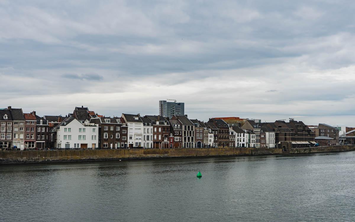 Maastricht und Maas
