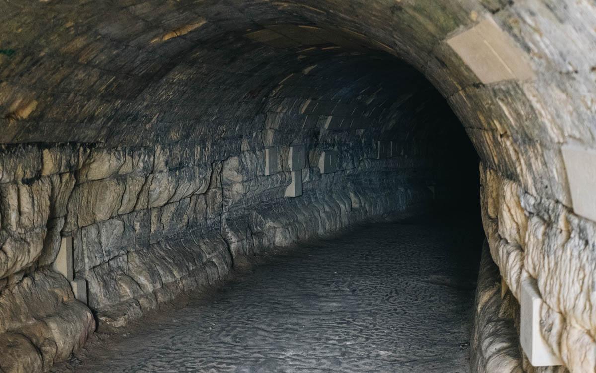 Maastricht Underground - die Grotten von St. Pieter