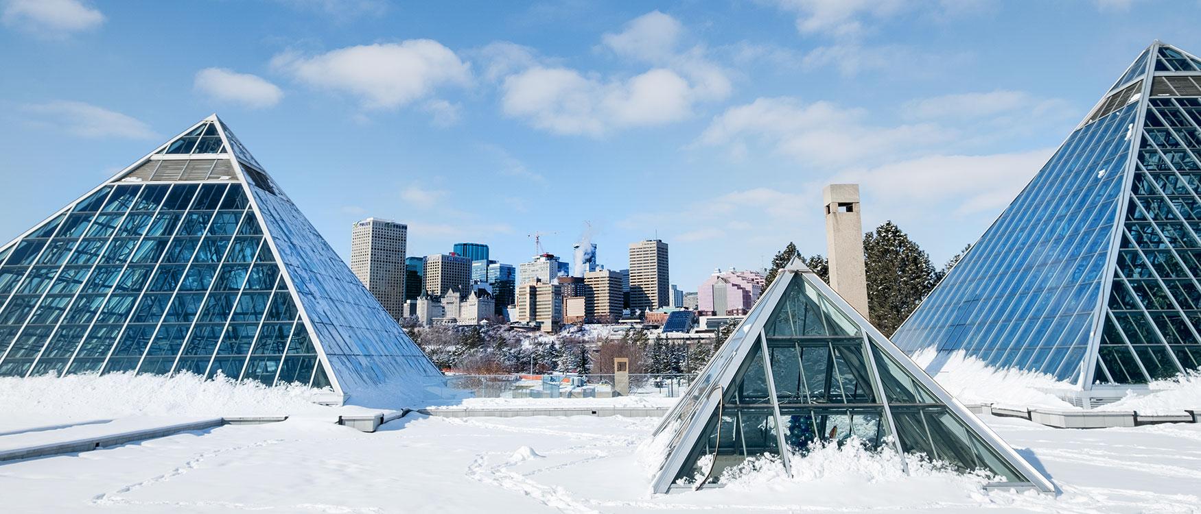 Edmonton Kanada Sehenswürdigkeiten
