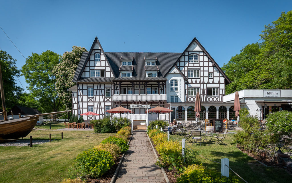 Hotel Hitthim in Kloster auf Hiddensee