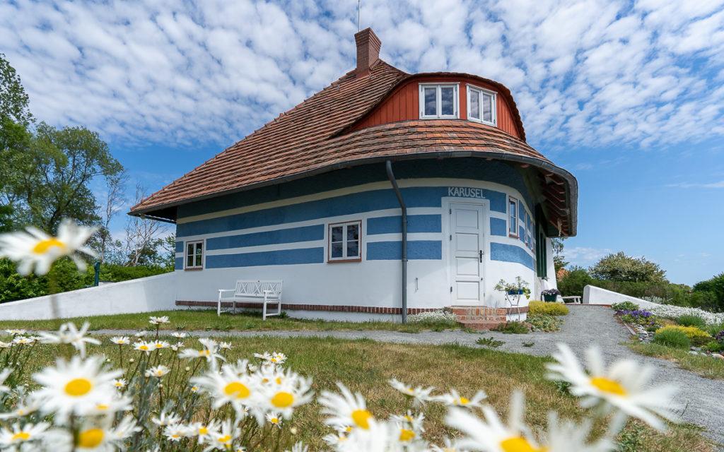 Astra-Nielsen-Haus auf der Insel Hiddensee