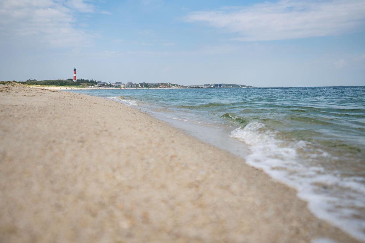 Strandspaziergang Hörnum-Odde