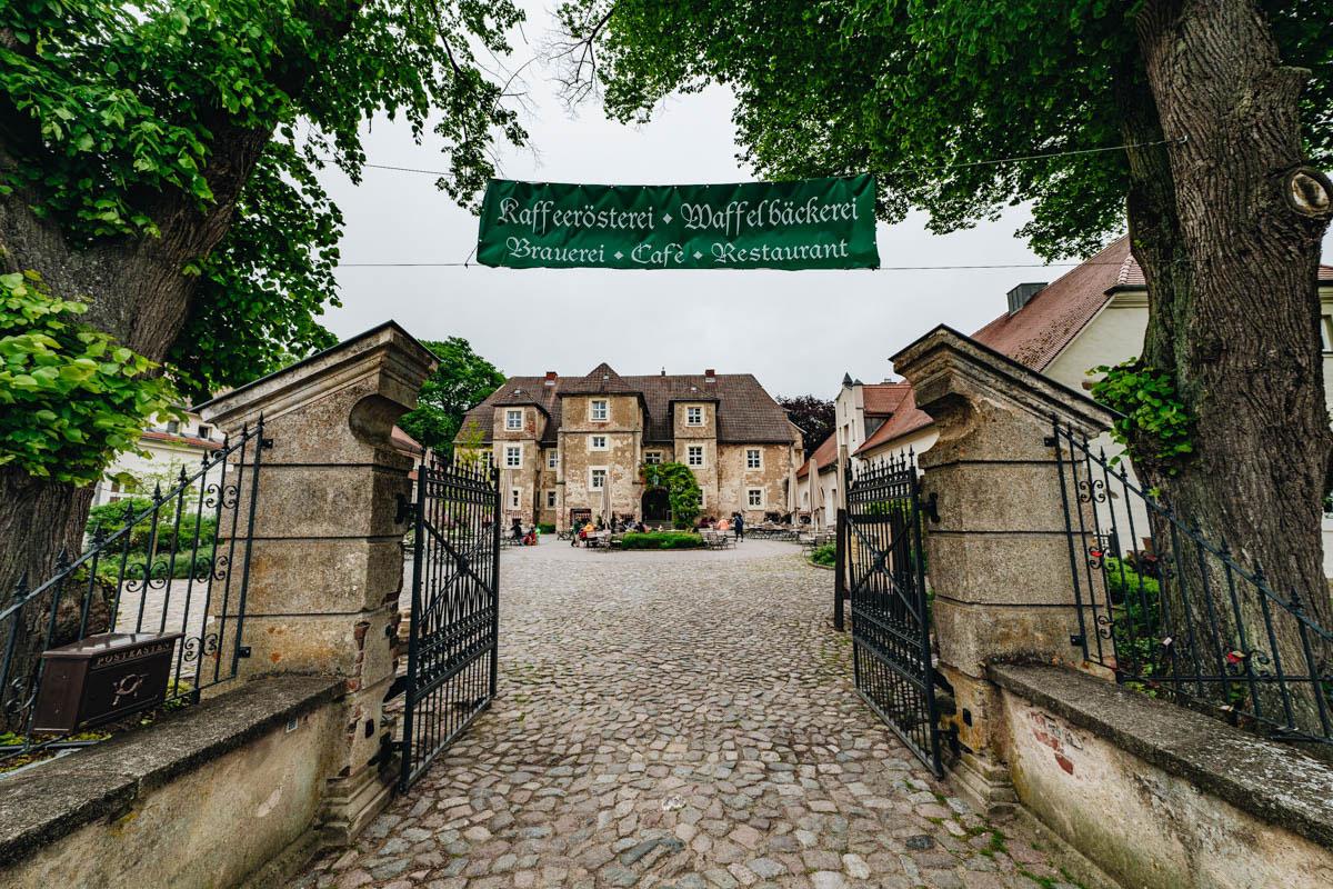 Wasserschloss Mellenthin