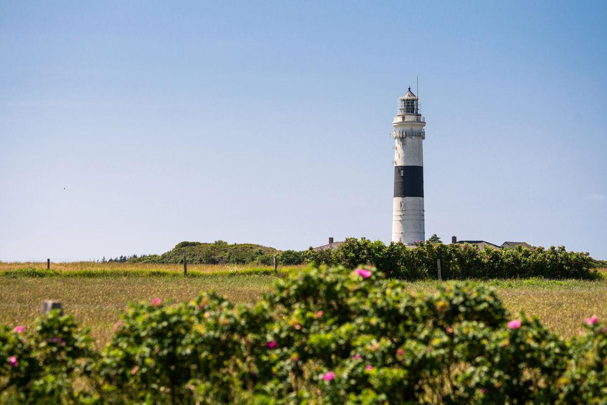 Der lange Christian Leuchtturm