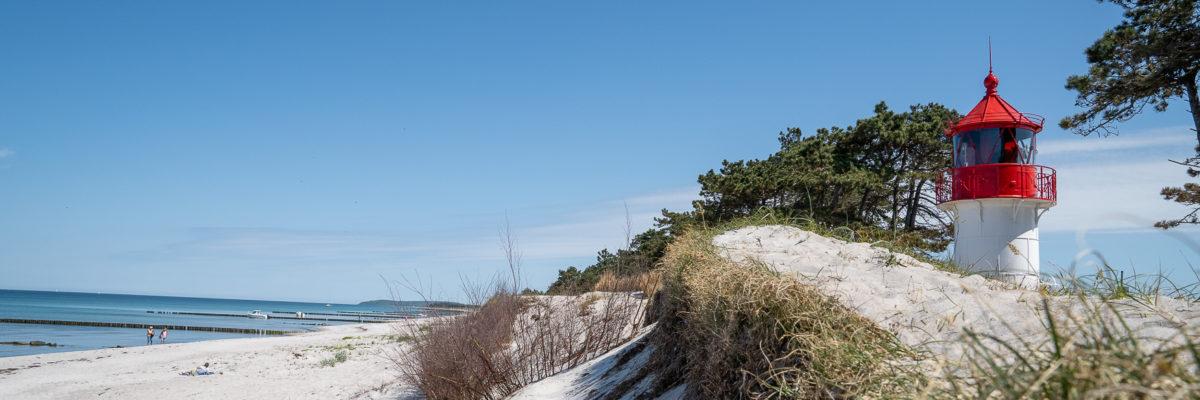 Wir erkunden die Insel Hiddensee an einem Tag