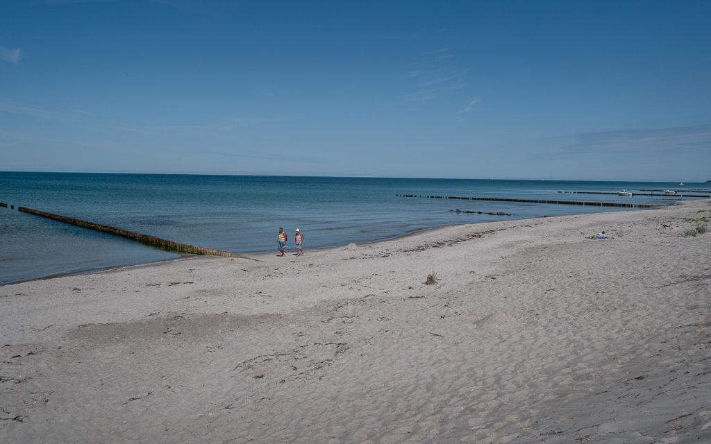 Strand Hiddensee Ostsee