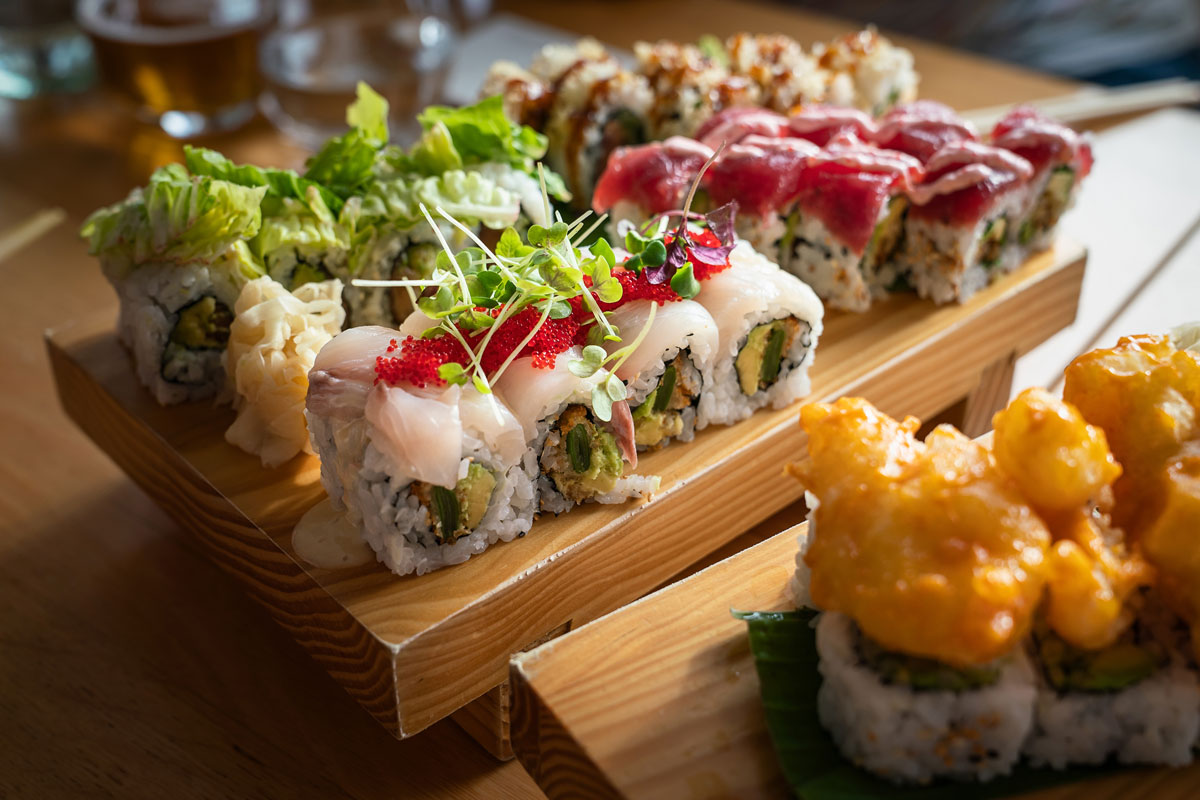 Sushi Shirobar Westerland