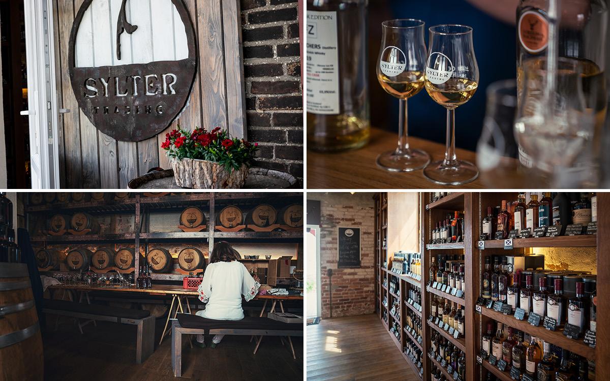 Sylter Trading Whiskey-Probe