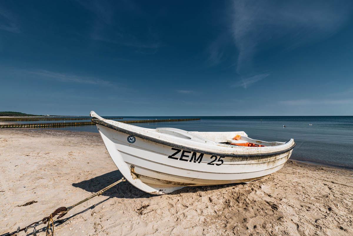 Zempin Strand Usedom