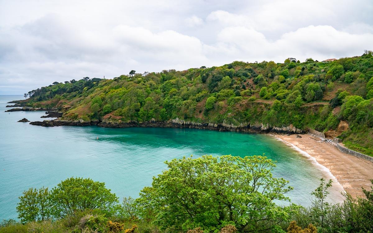 Guernsey-Fermain-Beach
