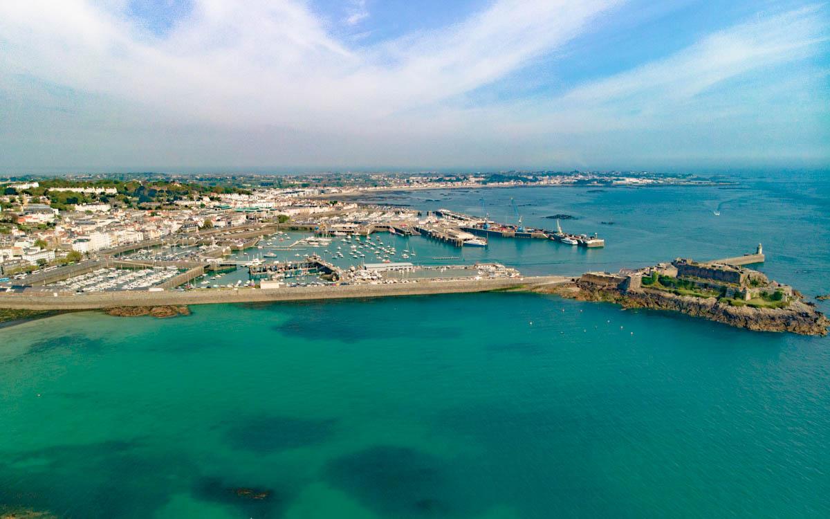 Guernsey-Hafen-St-Peter-Port
