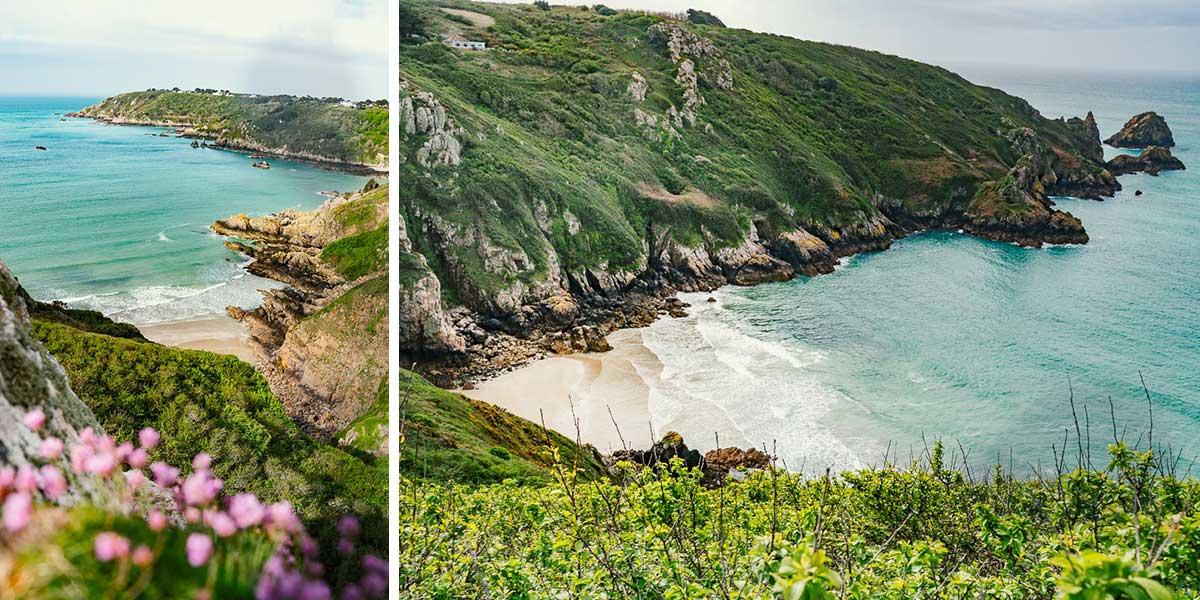 Guernsey-Petit-Port-Anischten