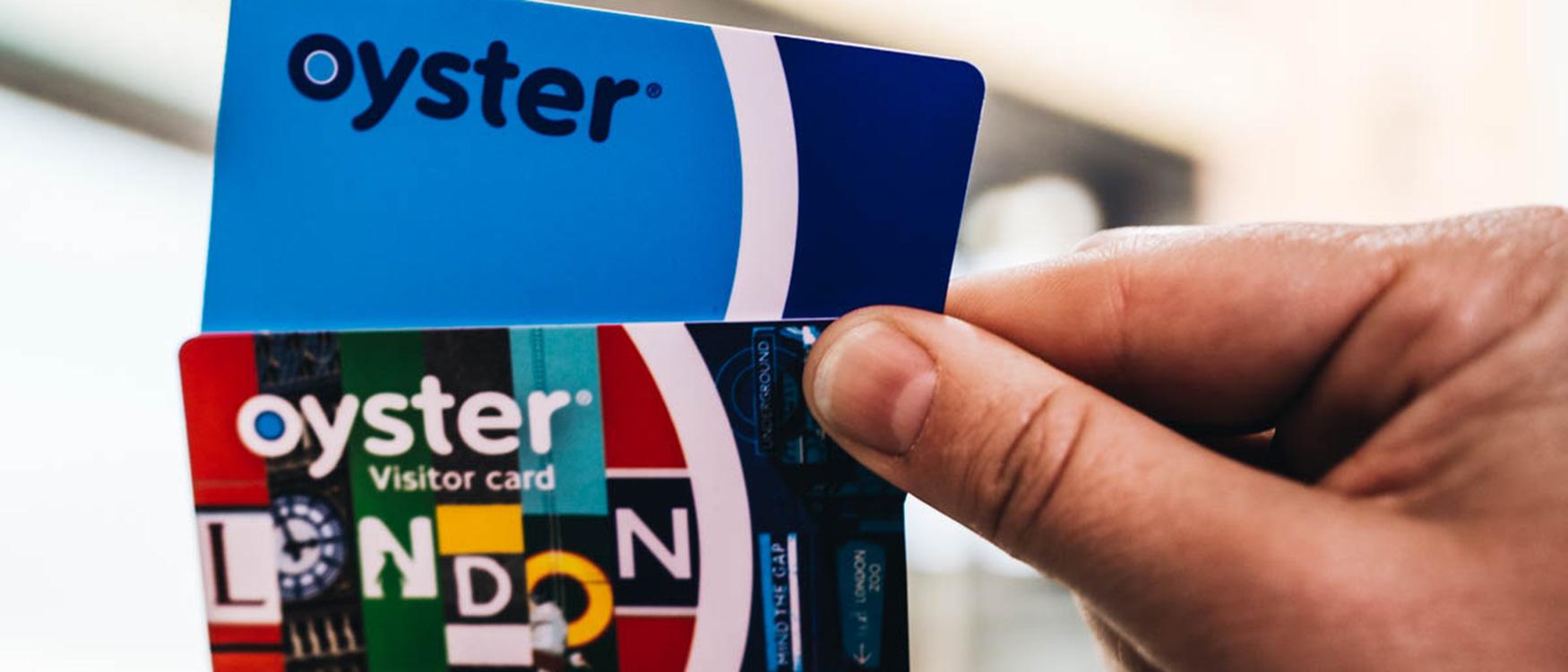 Visitor Oyster Card für London: Darum lohnt sie sich!