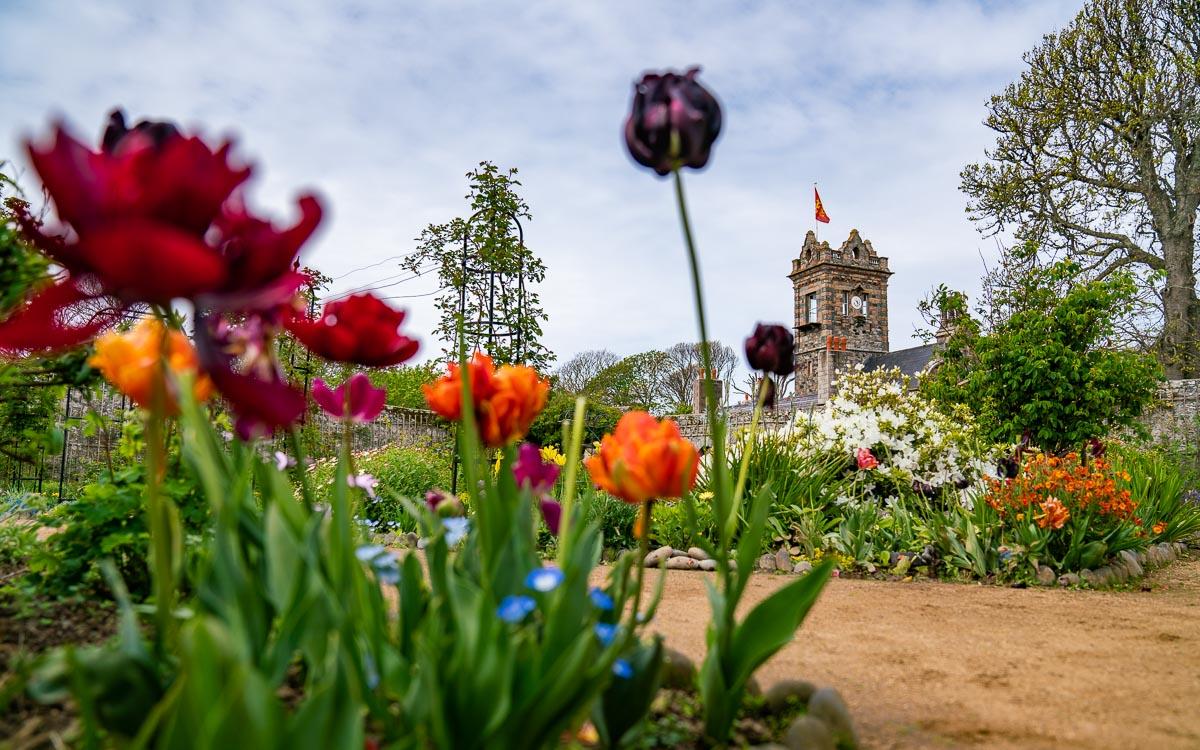 Sark-Garten-Turm