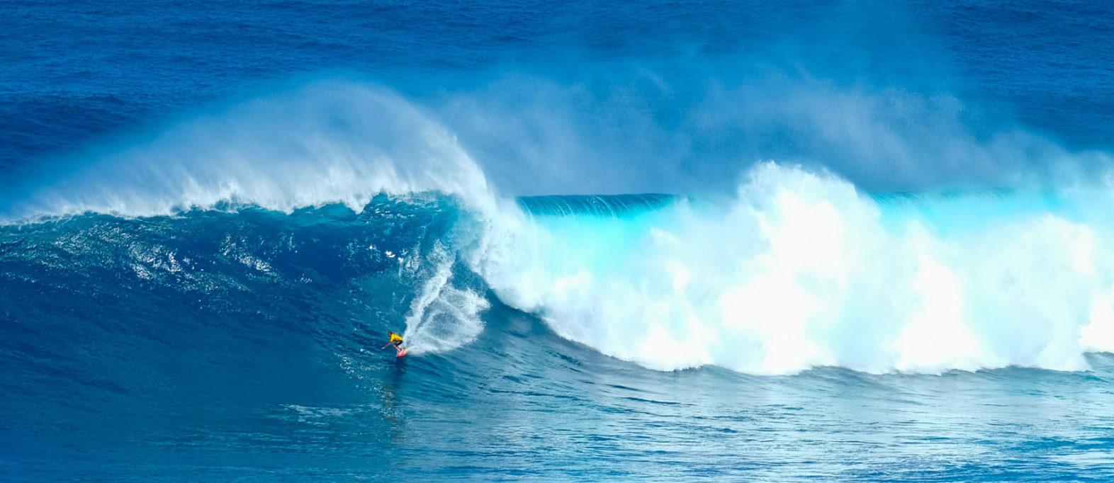 Surfen auf Hawaii ©Ines Thomsen