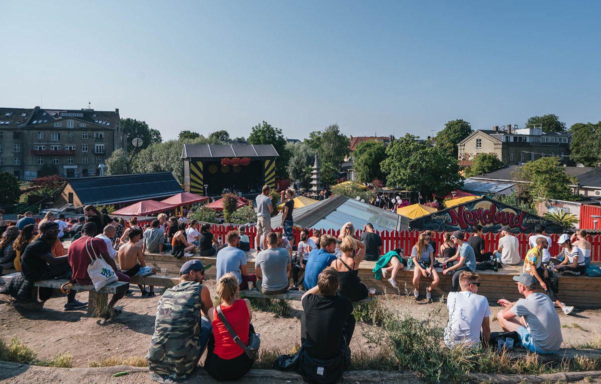 Konzert Christiania Kopenhagen