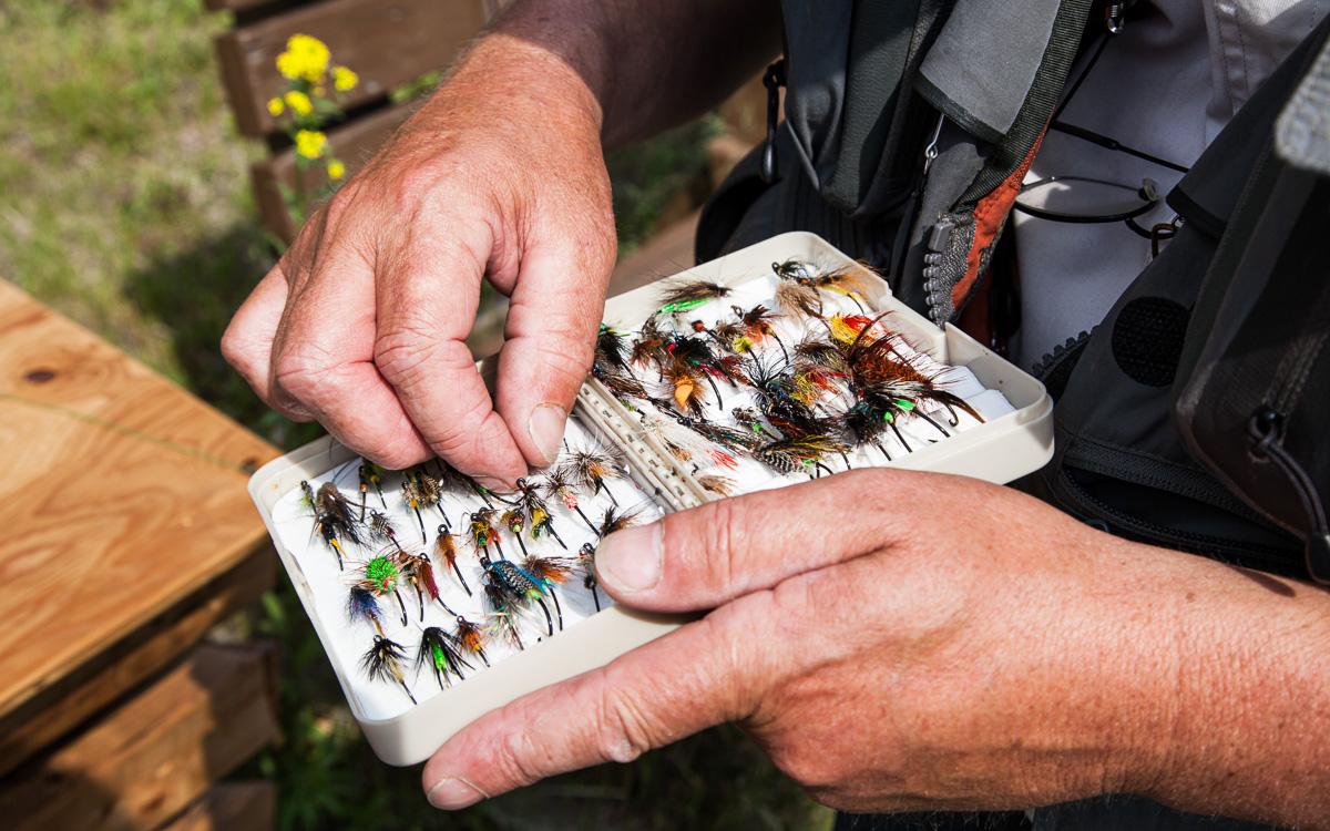 quebec-roadtrip-fliegenfischen-köder