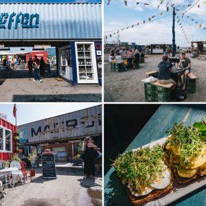 Reffen Street Food Kopenhagen.
