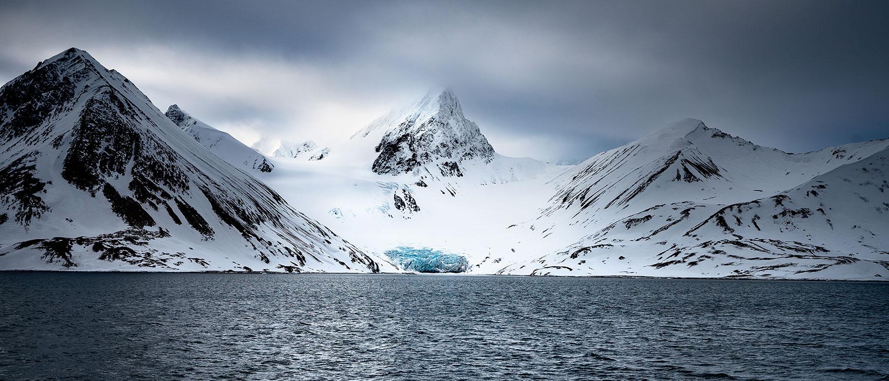 spitzbergen-arktis-gletscher