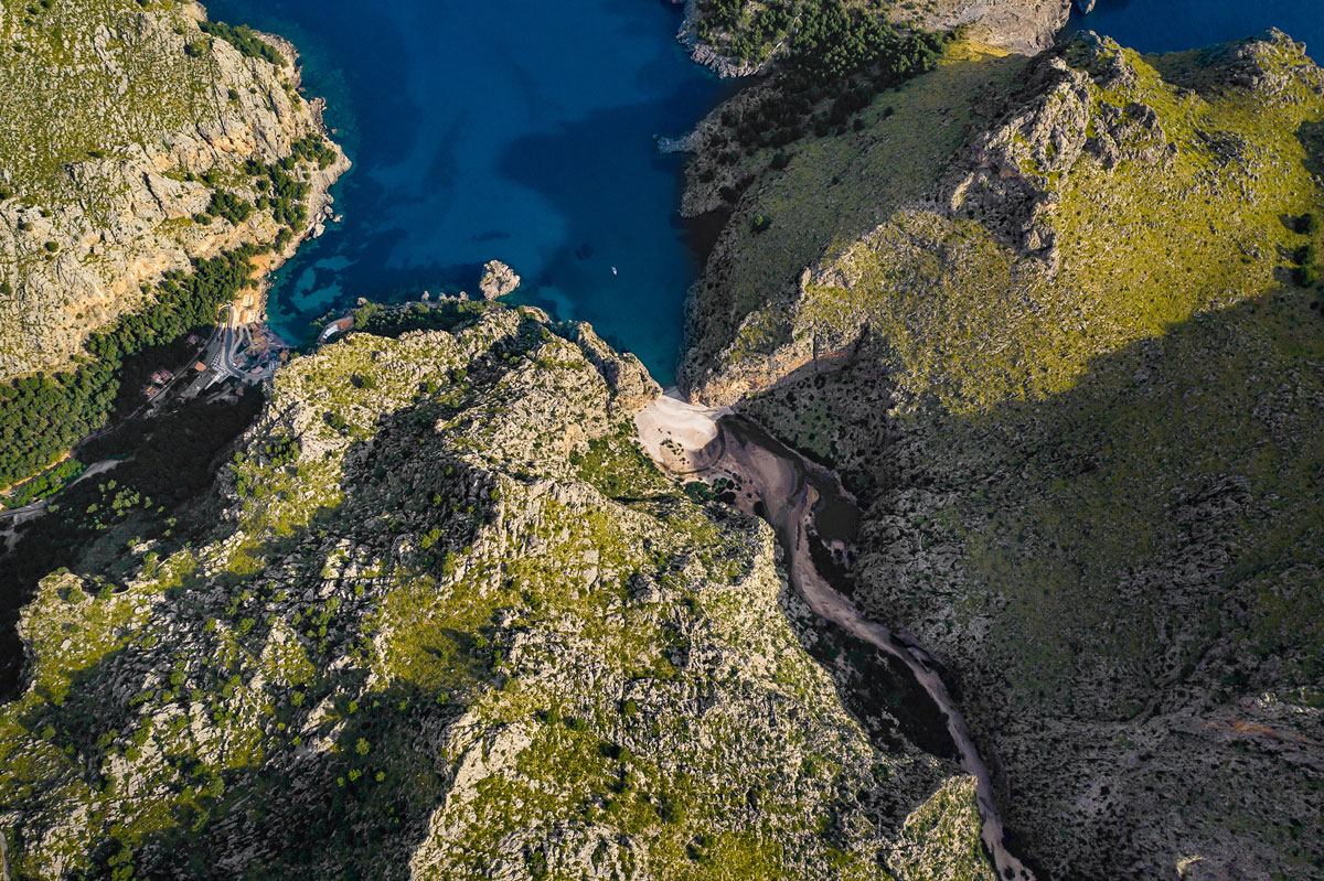 Cala Torrent de Pareis Mallorca