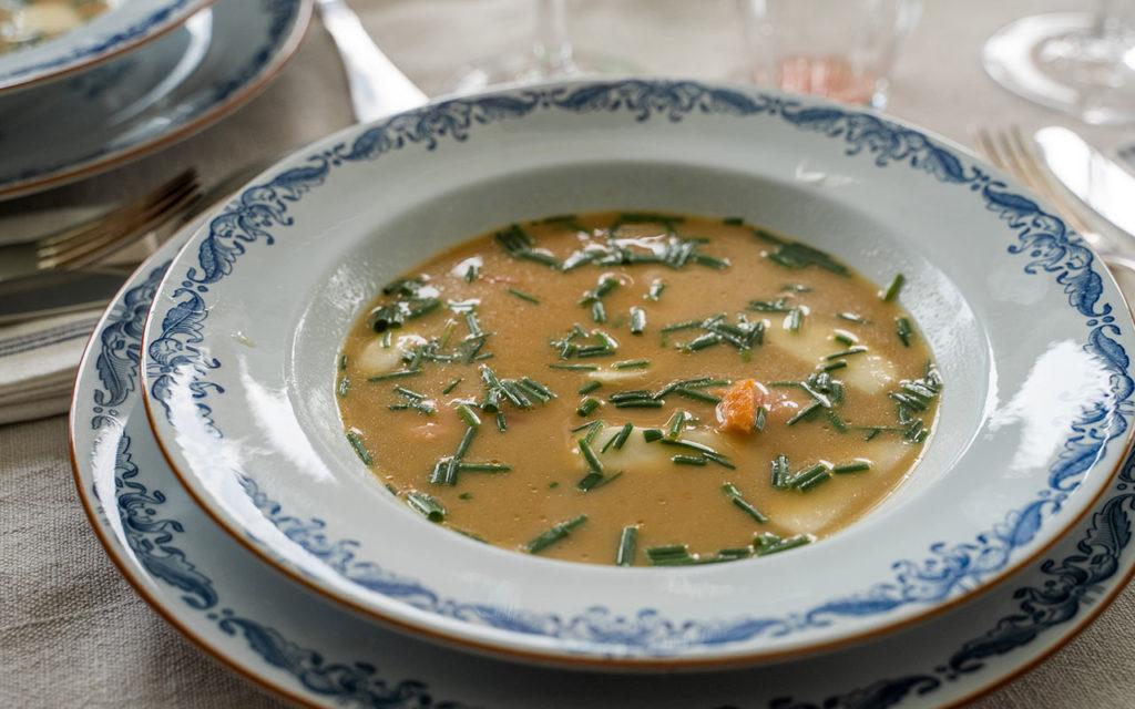 Färöer Heimablídni - Suppe