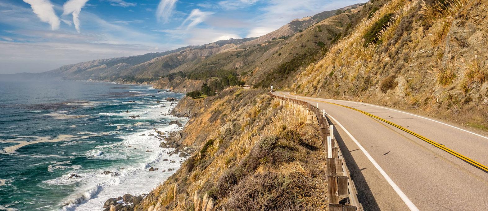 Highway 1 in Kalifornien