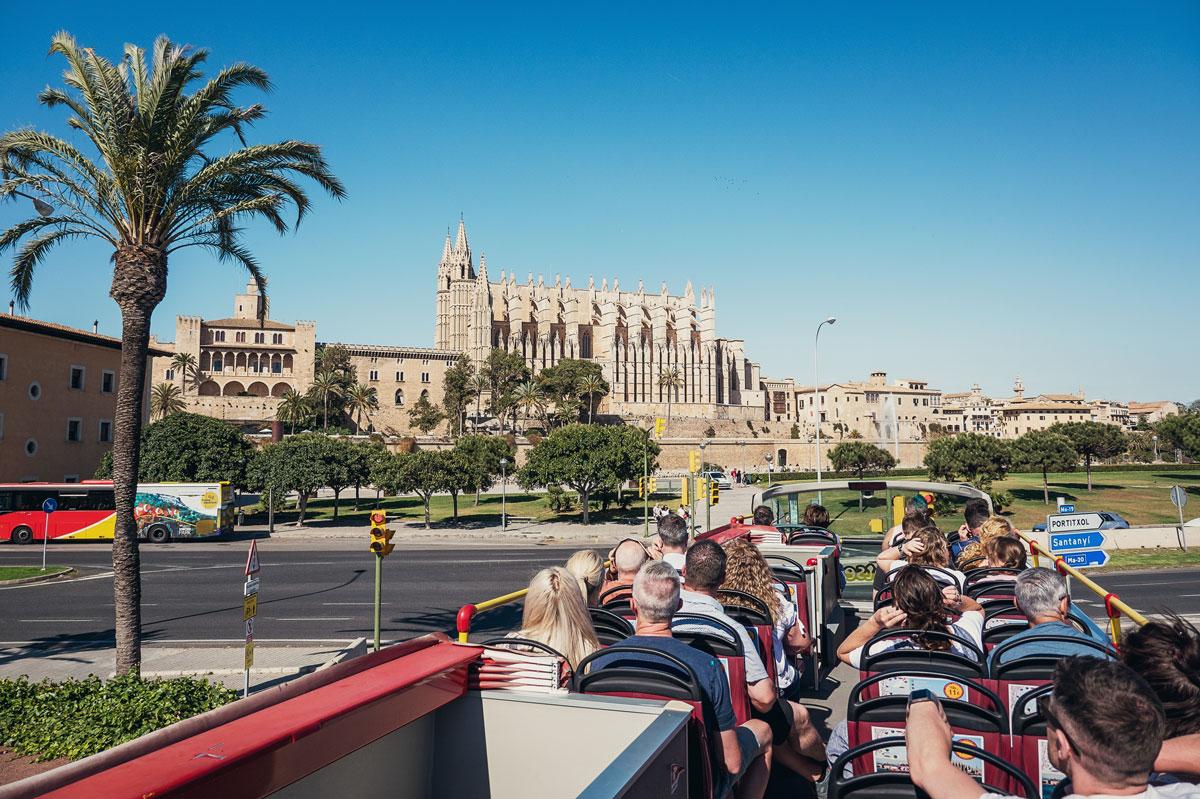 Sightseeing Bus Palma de Mallorca