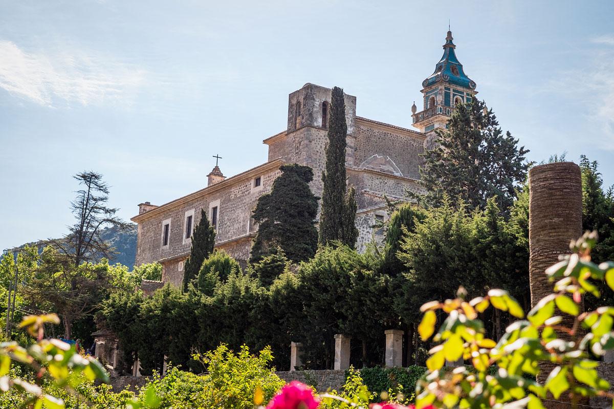 Kräuterkloster Valldemossa Mallorca