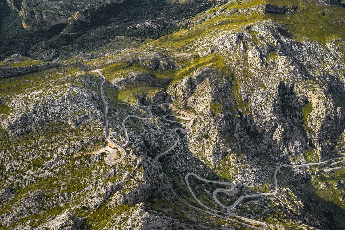Gebirgskette Serra de Tramuntana