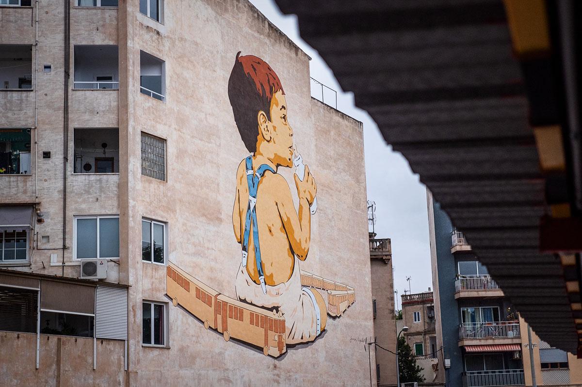 Street Art Sóller
