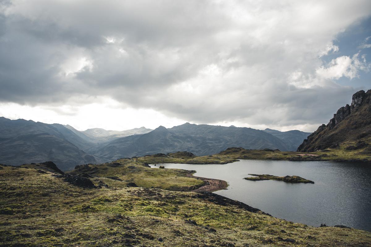 Aurorapocha Lagune Huacahuasi