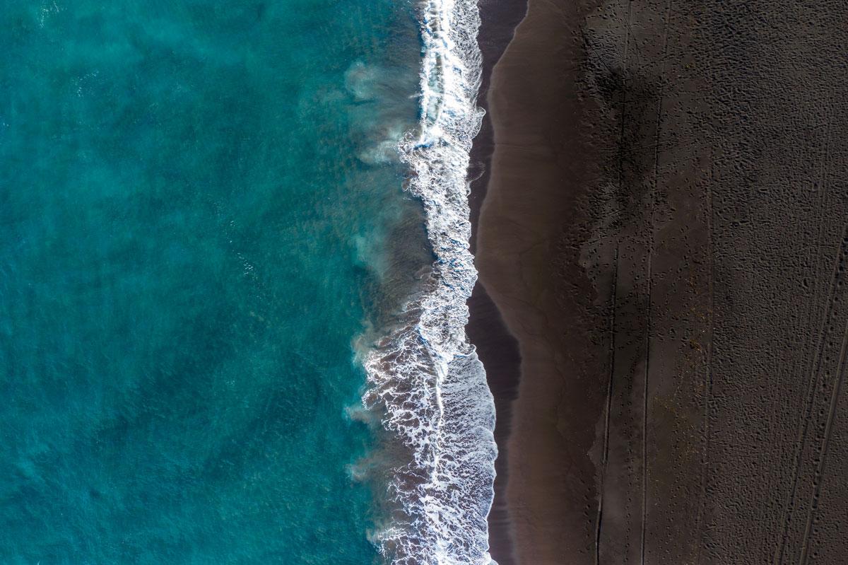 Khalaktyrsky Strand Kamtschatka