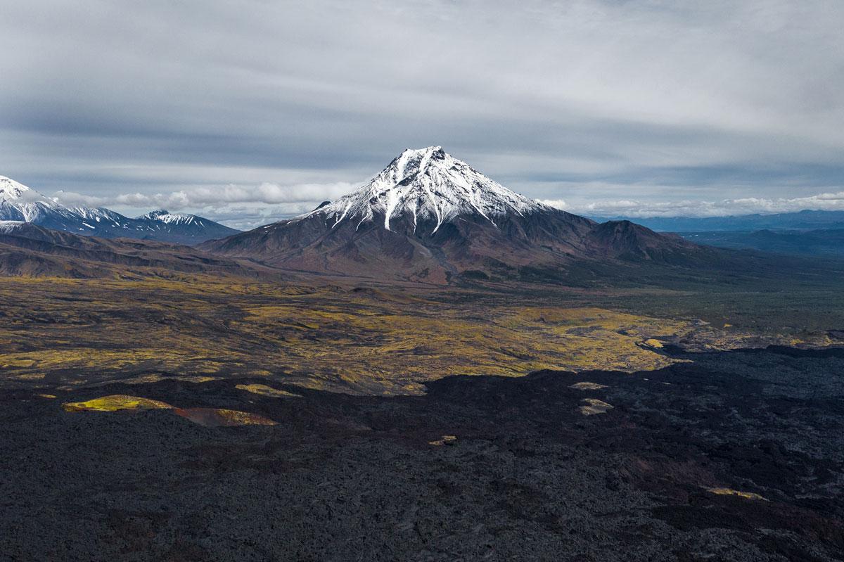 Lavafeld Kamtschatka