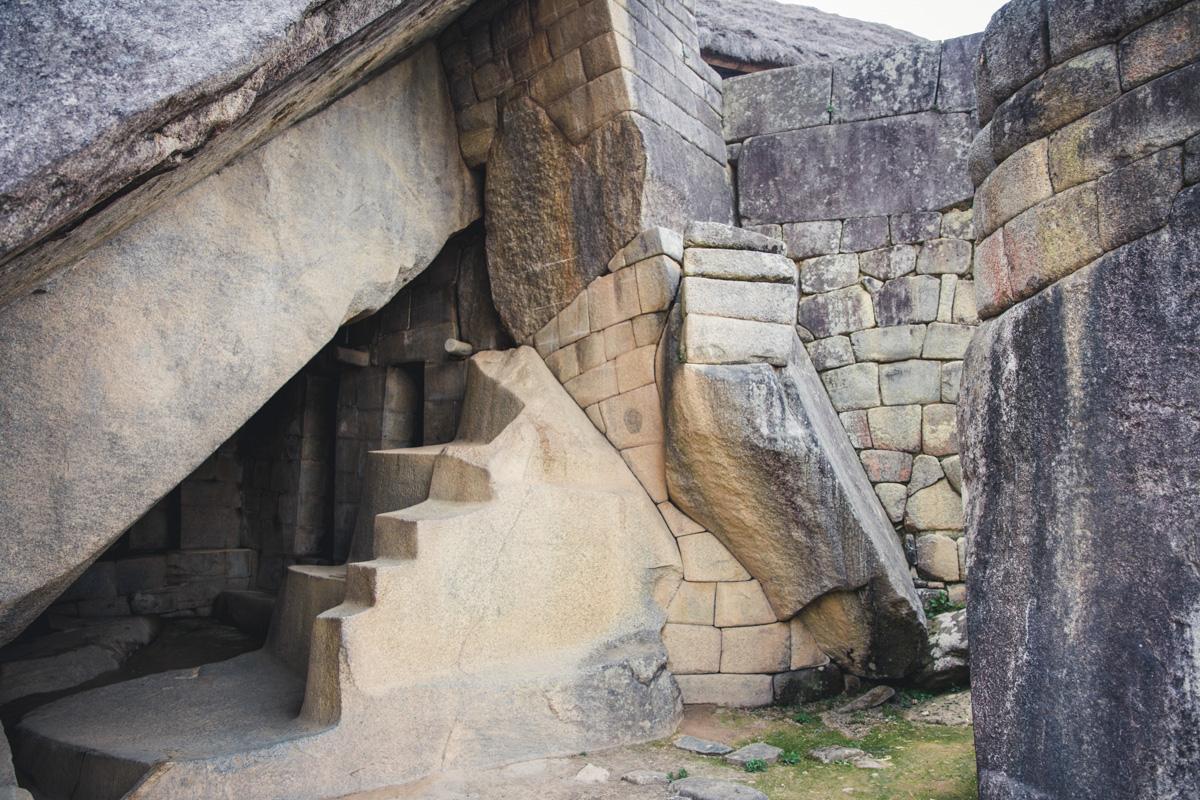 Machu Picchu Baukunst