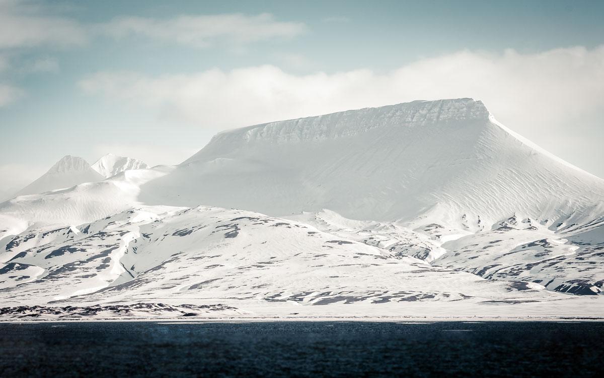 Spitzbergen Tafelberg