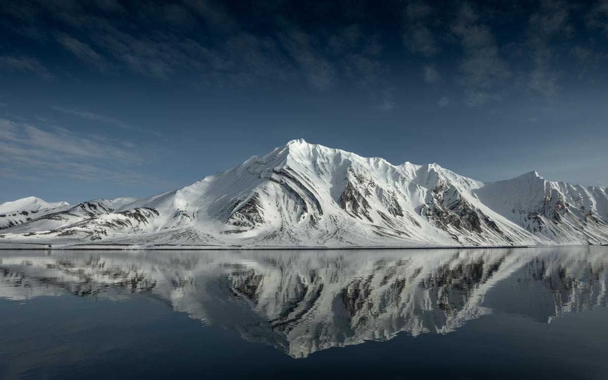 svalbard-berge