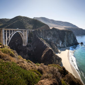 Bixby Bridge Kalifornien