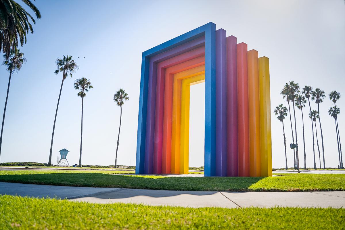 Chromatic Gate Santa Barbara