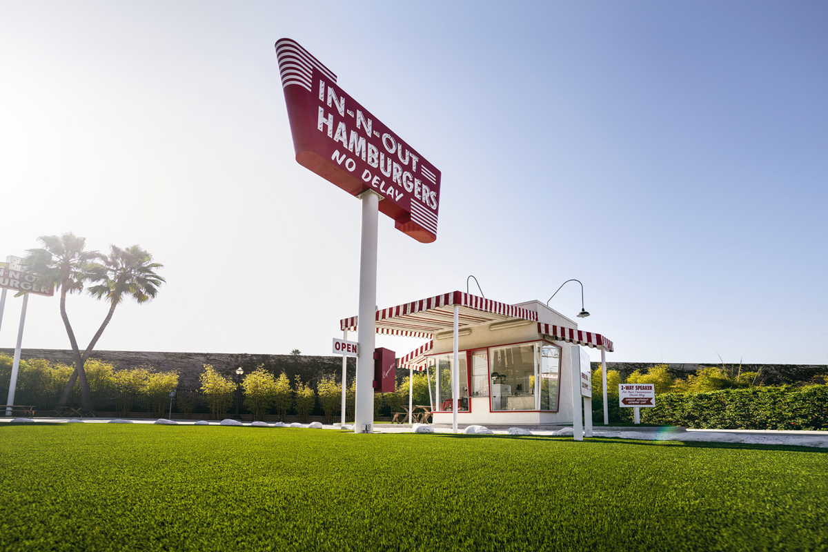 In-N-Out Replica Los Angeles