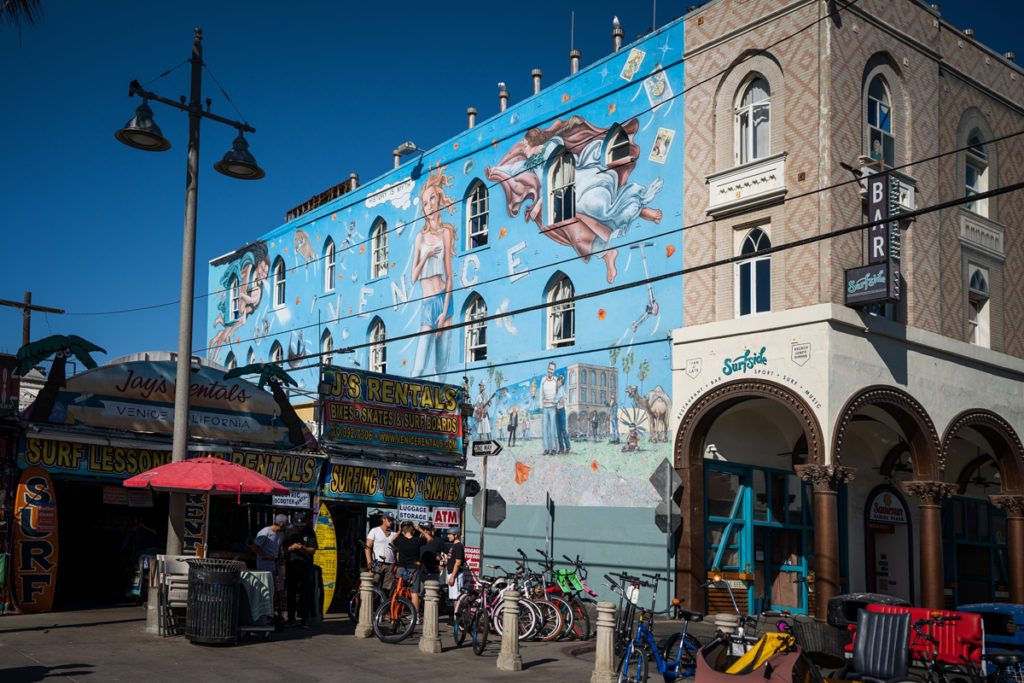 Venice Beach Los Angeles Street Art