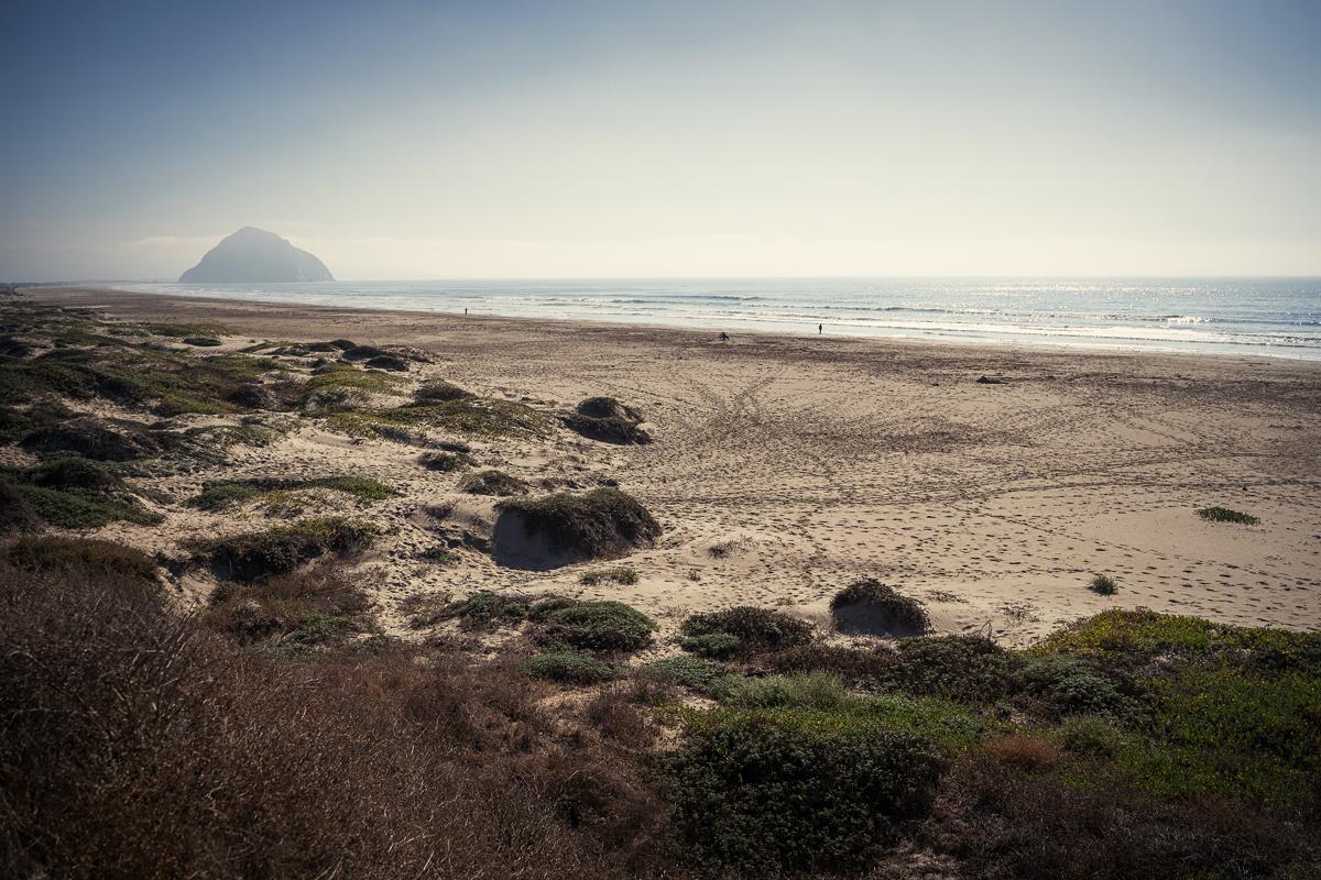 Morro Beach Morro Rock