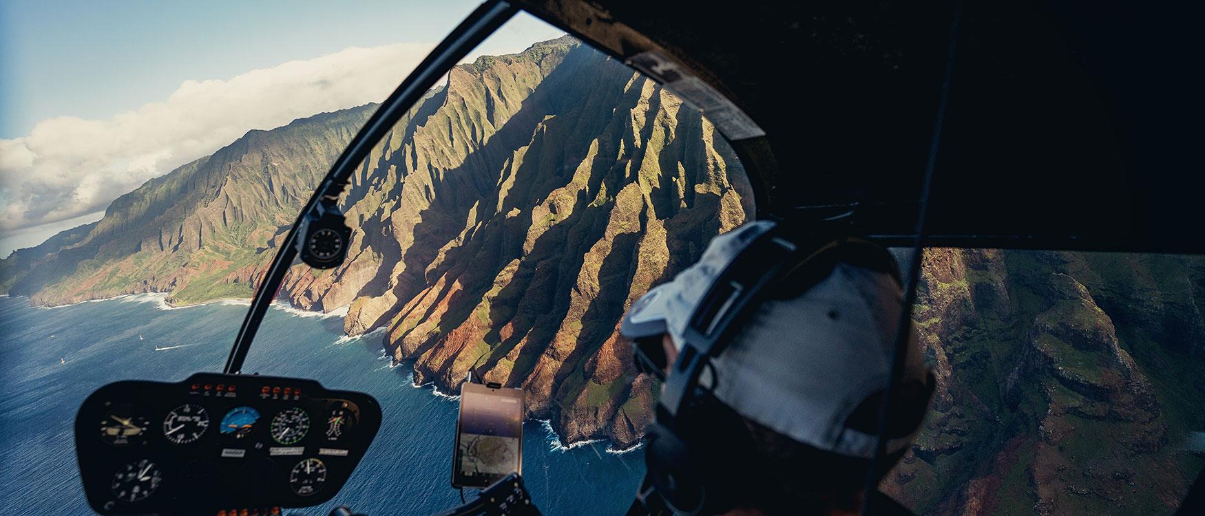 Rundflug Helikopter Kauai