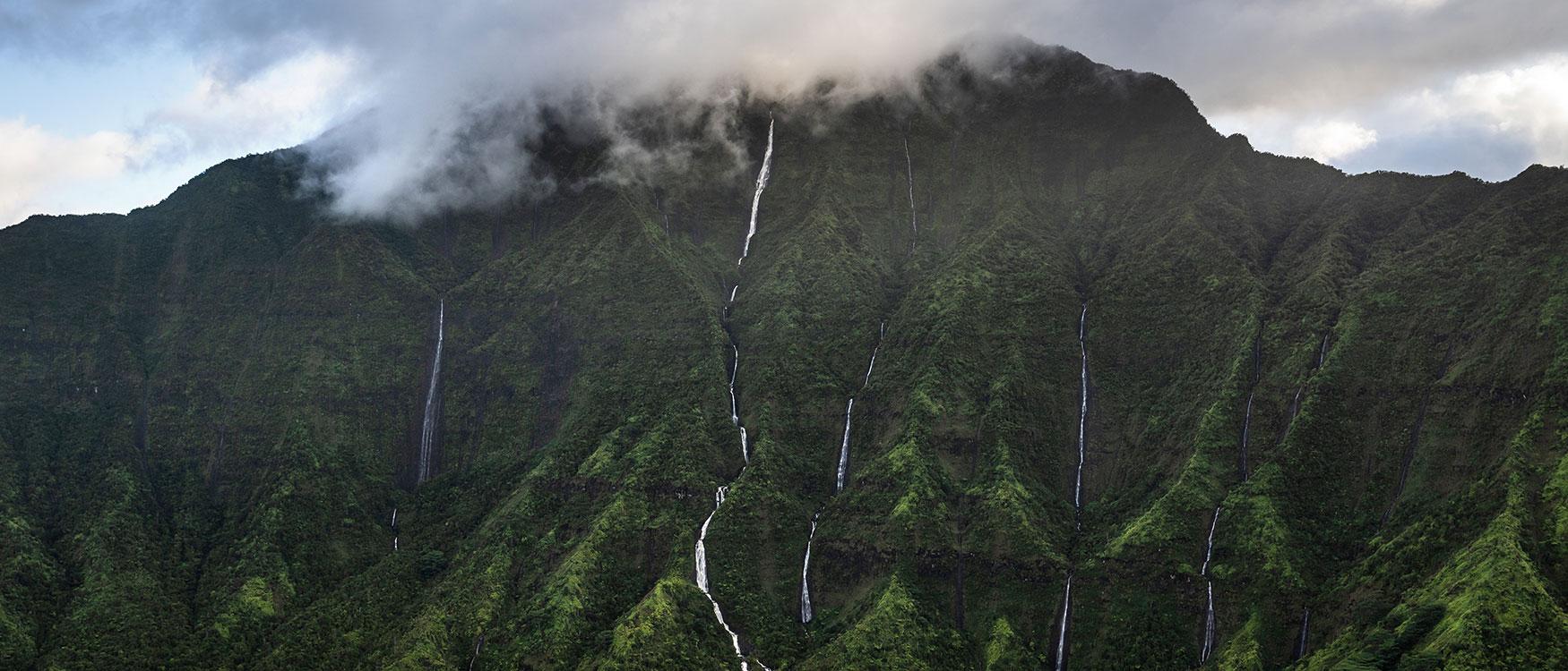 Kauai Wai'ale'ale