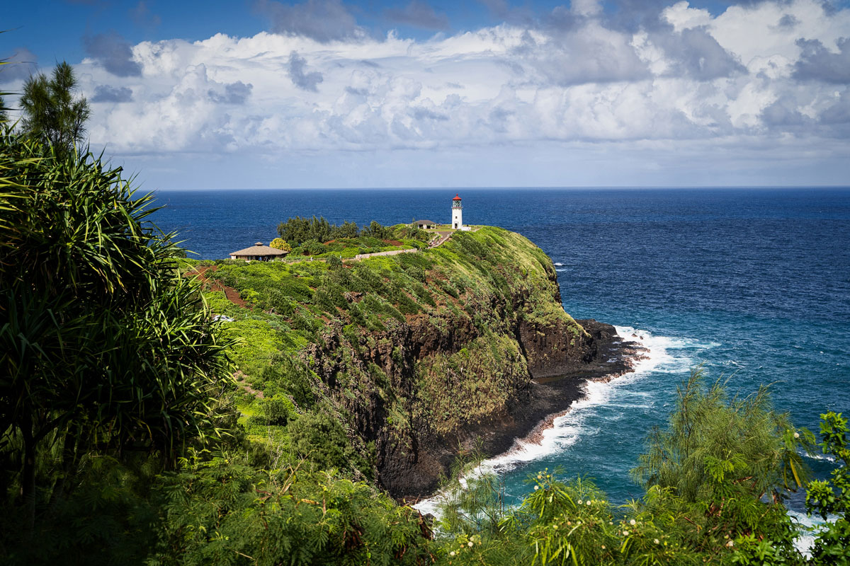 Kilauea Lighthouse Kauai